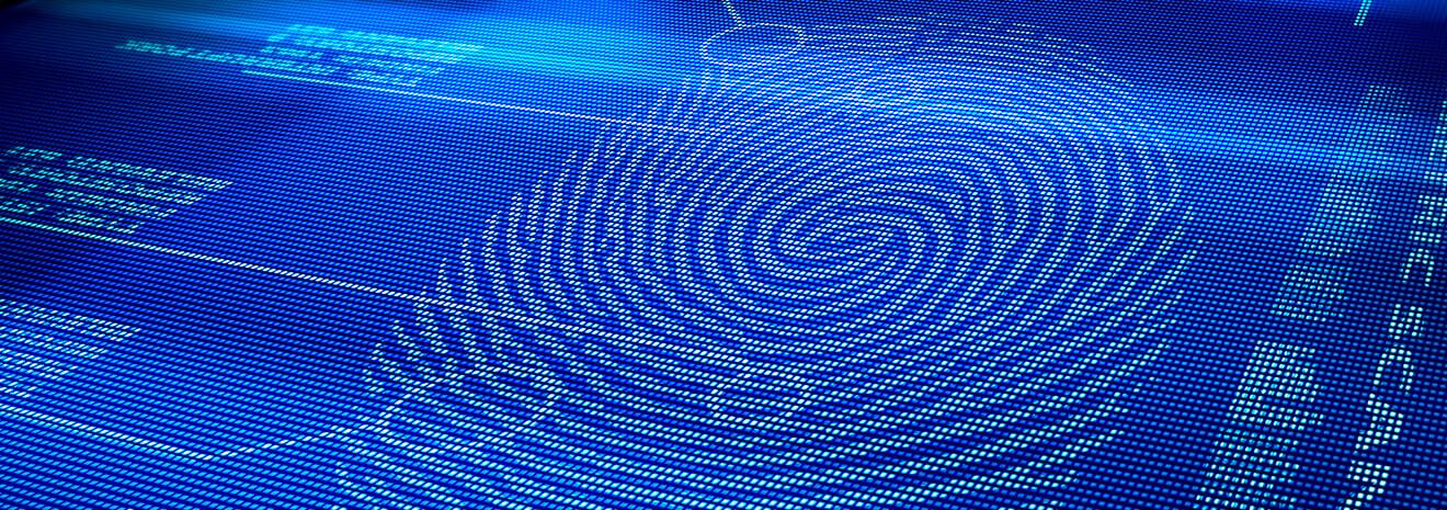 Biometria impressao digital